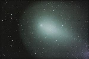 Comete Holmes du 28/11/2007